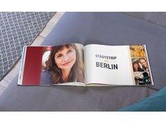 Cewe Fotobuch auf Fotopapier matt, Hardcover, 26 Seiten