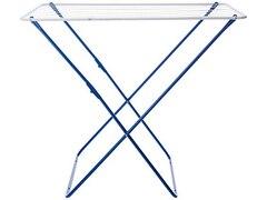 Gimi Plast Boden-Wäscheständer Stahl, 11 m Trockenlänge