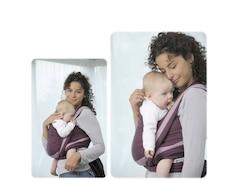 Amazonas Babytragetuch Carry Sling berry 510 cm