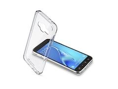 Cellular Line Backcover für Samsung Galaxy J3 (2016) Transparent