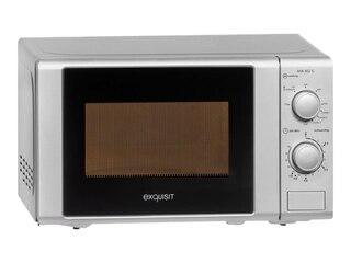 Exquisit MW 802 G silber -