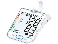 Beurer BM 77 Bluetooth Oberarm-Blutdruckmessgerät
