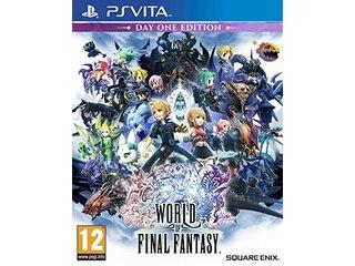 Koch Media World of Final Fantasy (PS Vita) -