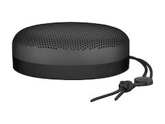 Bang & Olufsen Beoplay A1 Bluetooth Lautsprecher Schwarz
