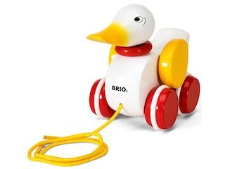 Brio Toddler Nachziehente, weiß 30323 -