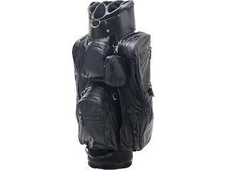 JuCad Golftasche  Aqua Stop, 14-fache Schlägerteilung, mit Putterfach schwarz -