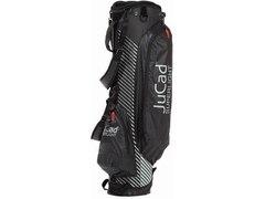 JuCad Golftasche  Superlight, 4-fache Schlägerteilung, leicht Schw/Titan