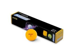 Donic-Schildkröt Tischtennisbälle Jade orange 6er Pack Orange -