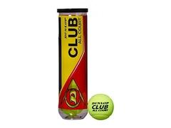 Dunlop Tennisbälle Club All Court 4er Dose