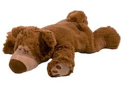 Warmies Wärmekissen, Sleepy Bear braun, Lavendel