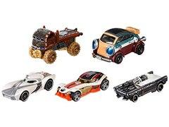 Mattel Spielzeugautoset, »Hot Wheels® Disney Star Wars Helden des Widerstands« (5er Pack)