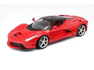 Bburago Modellauto im Maßstab 1:18, »Ferrari LaFerrari, schwarz« -