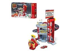 Bburago Parkgarage, »Ferrari Double Lane Racing Garage«