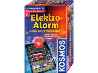 Kosmos Mitbringexperimente Elektro-Alarm -