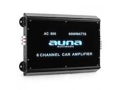 Auna W2-Ac600 6-Kanal-Verstärker