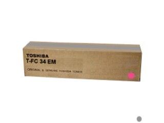 Toshiba T-FC34EM, 6A000001533,11500 Seiten, magenta -