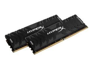 Kingston 16GB (2x8GB) Predator DDR4-3200 CL16 RAM Speicher Kit (HX432C16PB3K2/16) -