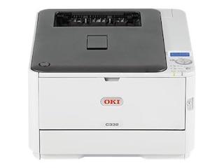 OKI C332dn LED Farblaserdrucker LAN -