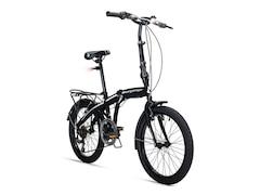 Bergsteiger Jugendfahrrad Faltrad Windsor 20 Zoll, schwarz