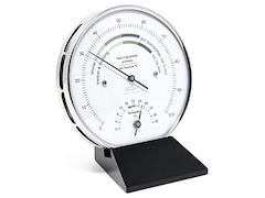 Fischer Messtechnik Messtechnik Wohnklima-Hygrometer mit Thermometer