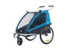 Thule Coaster XT Fahrradanhänger blue Kinderfahrradanhänger