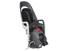 Hamax Caress Kindersitz Gepäckträger grau/weiß/schwarz Kindersitz