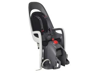 Hamax Caress Kindersitz Gepäckträger grau/weiß/schwarz Kindersitz -