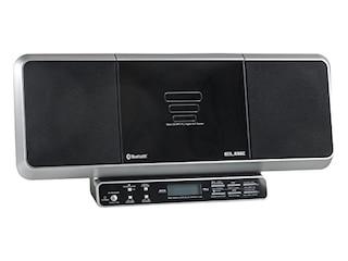 ELBE HiFi?558?BT Hifi Stereo Digital (LCD, Bluetooth, MP3, CD-R), Schwarz -