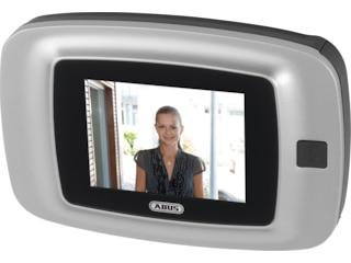 Abus Digitaler Türspion mit TFT-Display 7.1 cm 2.8 Zoll ABTS01644 -