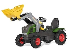 Rolly Toys 611089 Farmtrac Fendt Vario 211 mit Luftbereifung und rollyTrac Lader