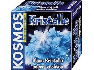 Kosmos Experimentierkasten Kristalle züchten: Blaue Kristalle -