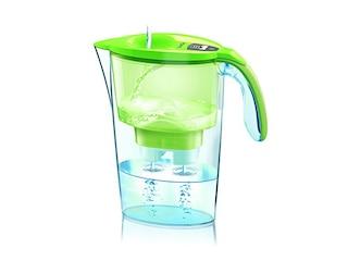 Laica Tischwasserfilter Stream Line J31-AB Gesamtfassungvermögen 2,30 L, Farbe grün -