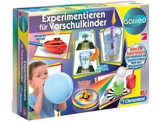 Clementoni Experimentieren für Vorschulkinder -