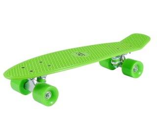 Hudora Skateboard Retro Lemon Green -