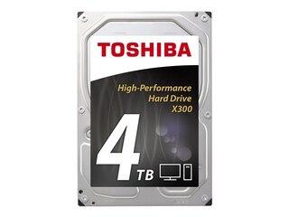 Toshiba X300 4TB (HDWE140UZSVA) -