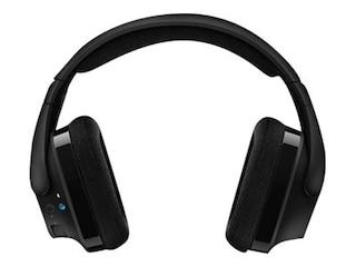 Logitech G533 Wireless Gaming Headset DTS 7.1 Surround schwarz -