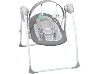 Badabulle Komfort Babyschaukel grau -