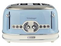Ariete 00C015605AR0, Toaster, Creme/Hellblau