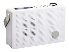 Lenco PDR-030, DAB+ Radio, Weiß