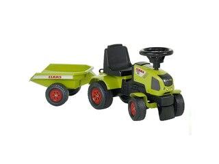 Sonstige Claas Traktorrutscher mit Anhänger -