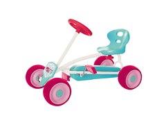 Hauck Turbo - Mini Go Kart Girl pink