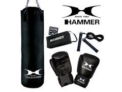 Hammer Boxsack Box- Set Chicago, Schwarz, One size, 92068