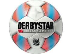 Derbystar Brilliant APS Spielball - weiss