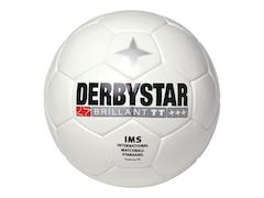 Derbystar Brillant TT 5 Trainingsball - weiss