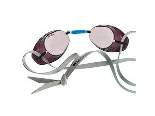 Malmsten Schwedenbrille, verspiegelt, Silber verspiegelt -