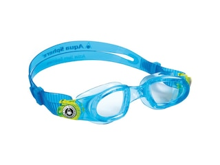 Aqua Sphere Kinder Schwimmbrille Moby Kid blau -