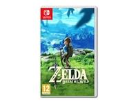 Nintendo The Legend of Zelda: Breath of the Wild (Switch)