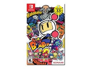Konami Super Bomberman R (Switch) -