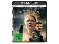 Science Fiction & Fantasy Arrival - (4K Ultra HD Blu-ray)