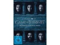 TV-Serien Game of Thrones - Die komplette 6. Staffel - (DVD)